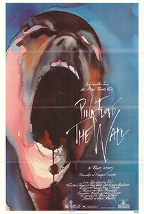 Pink Floyd - The Wall - Poster / Capa / Cartaz - Oficial 5
