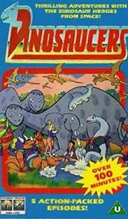 Dinosaucers  - Poster / Capa / Cartaz - Oficial 8