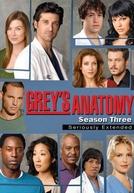 A Anatomia de Grey (3ª Temporada)