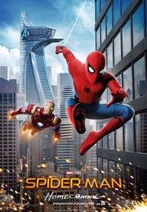 Homem-Aranha: De Volta ao Lar - Poster / Capa / Cartaz - Oficial 18