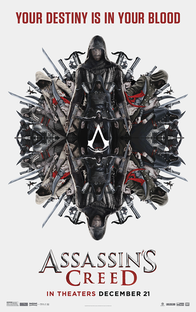 Assassin's Creed - Poster / Capa / Cartaz - Oficial 4