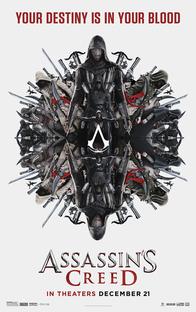 Assassin's Creed - Poster / Capa / Cartaz - Oficial 4