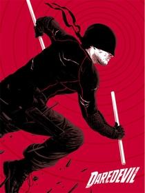 Demolidor (1ª Temporada) - Poster / Capa / Cartaz - Oficial 7