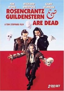 Rosencrantz e Guildenstern Estão Mortos - Poster / Capa / Cartaz - Oficial 2