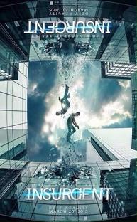A Série Divergente: Insurgente - Poster / Capa / Cartaz - Oficial 2