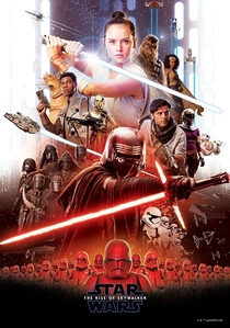 Star Wars: A Ascensão Skywalker - Poster / Capa / Cartaz - Oficial 7
