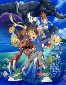 Digimon Tamers: Battle of Adventurers - Poster / Capa / Cartaz - Oficial 1