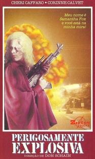 Perigosamente Explosiva - Poster / Capa / Cartaz - Oficial 1