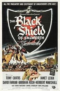 O Escudo Negro de Falworth - Poster / Capa / Cartaz - Oficial 2