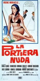 La Portiera Nuda - Poster / Capa / Cartaz - Oficial 2