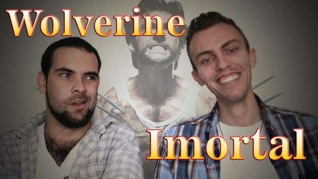 Bate Papo Sobre Filme #1 - Wolverine: Imortal (1080p HD)