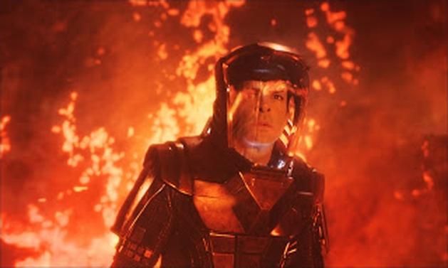 Crítica - Além da Escuridão: Star Trek (2013) ~ Supernova Project
