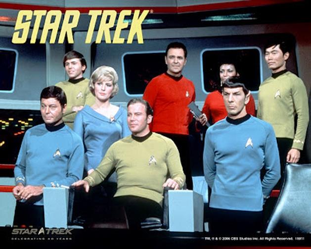 GARGALHANDO POR DENTRO: Erros de Gravação | Star Trek