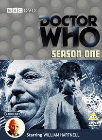 Doctor Who (1ª Temporada) - Série Clássica - Poster / Capa / Cartaz - Oficial 1