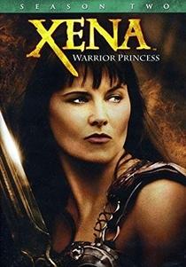 Xena: A Princesa Guerreira (2ª Temporada) - Poster / Capa / Cartaz - Oficial 3
