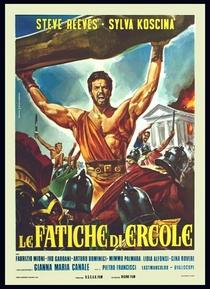 As Façanhas de Hércules  - Poster / Capa / Cartaz - Oficial 1