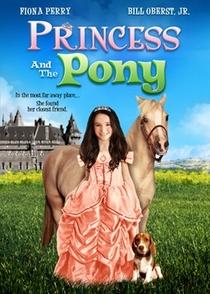 A Princesa e o Pônei - Poster / Capa / Cartaz - Oficial 1