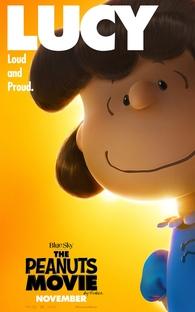 Snoopy & Charlie Brown - Peanuts: O Filme - Poster / Capa / Cartaz - Oficial 19