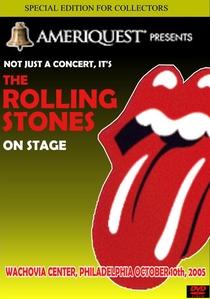 Rolling Stones - Wachovia Center 2005 - Poster / Capa / Cartaz - Oficial 1