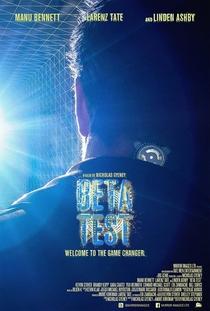 Beta Test - Poster / Capa / Cartaz - Oficial 2