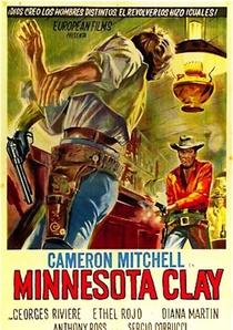 Minnesota Clay - Poster / Capa / Cartaz - Oficial 4