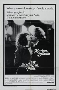 Último Tango em Paris - Poster / Capa / Cartaz - Oficial 4