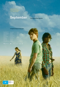 September - Poster / Capa / Cartaz - Oficial 1