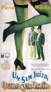 Um Sem Juízo, Outro Sem Razão - Poster / Capa / Cartaz - Oficial 2