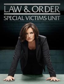 Law & Order: Special Victims Unit  (16ª temporada) - Poster / Capa / Cartaz - Oficial 1