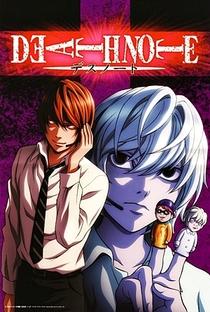 Death Note (2ª Temporada) - Poster / Capa / Cartaz - Oficial 18