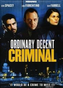 Um Criminoso Decente - Poster / Capa / Cartaz - Oficial 6