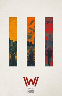 Westworld (3ª Temporada) - Poster / Capa / Cartaz - Oficial 2