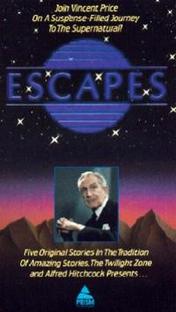 Escapes - A Fronteira da Imaginação  - Poster / Capa / Cartaz - Oficial 2