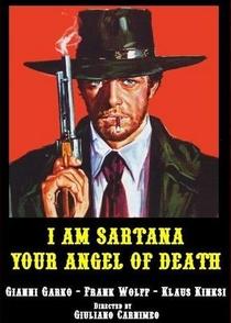 Eu Sou Sartana - Poster / Capa / Cartaz - Oficial 3