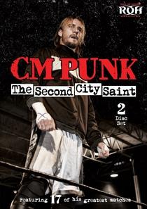 CM Punk: The Second City Saint - Poster / Capa / Cartaz - Oficial 1