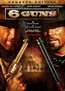 6 Pistolas - Poster / Capa / Cartaz - Oficial 1