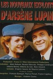 Le retour d'Arsène Lupin - Poster / Capa / Cartaz - Oficial 1