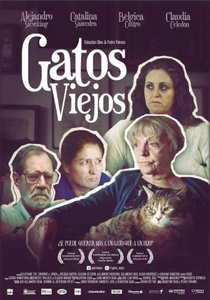 Gatos Velhos - Poster / Capa / Cartaz - Oficial 3