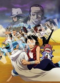 One Piece: Saga 2 - Baroque Works - Poster / Capa / Cartaz - Oficial 1