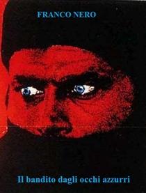 O Bandido dos Olhos Azuis - Poster / Capa / Cartaz - Oficial 3