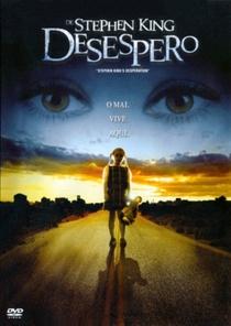 Desespero - Poster / Capa / Cartaz - Oficial 1