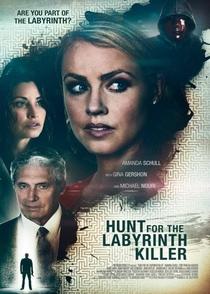 O Assassino do Labirinto - Poster / Capa / Cartaz - Oficial 1