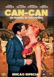 Can-Can - Poster / Capa / Cartaz - Oficial 5