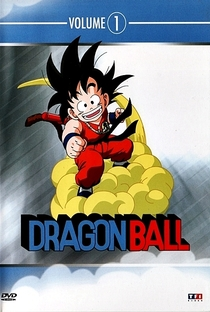 Dragon Ball (1ª Temporada) - Poster / Capa / Cartaz - Oficial 9