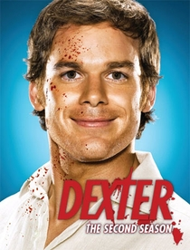 Dexter (2ª Temporada) - Poster / Capa / Cartaz - Oficial 1