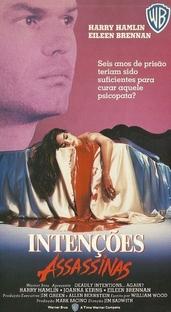 Intenções Assassinas - Poster / Capa / Cartaz - Oficial 2