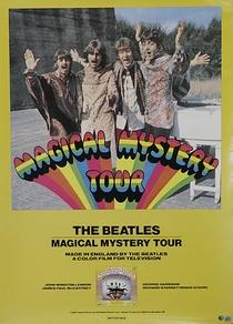 Magical Mystery Tour - Poster / Capa / Cartaz - Oficial 2