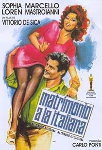 Matrimônio à italiana - Poster / Capa / Cartaz - Oficial 12