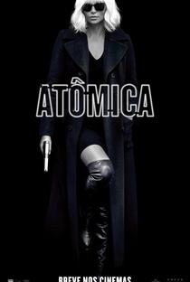 Atômica - Poster / Capa / Cartaz - Oficial 4