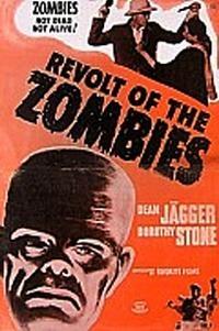A Revolta dos Zumbis - Poster / Capa / Cartaz - Oficial 3